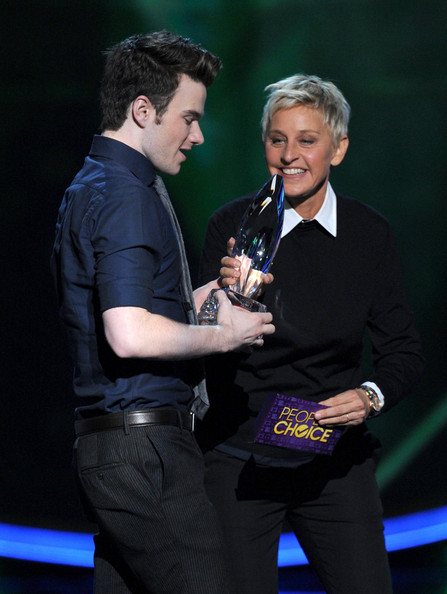 Ellen DeGeneres - 39th Annual People's Choice Awards - Show