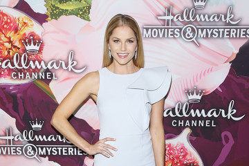 Ellen Hollman Hallmark Channel and Hallmark Movies and Mysteries Winter 2018 TCA Press Tour - Arrivals