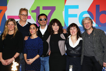 Ellen Kuras Athina Rachel Tsangari International Jury Press Conference - 63rd Berlinale International Film Festival