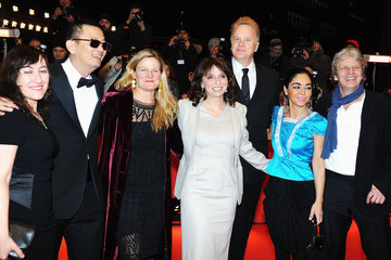 Ellen Kuras Athina Rachel Tsangari 'Side Effects' Premiere - 63rd Berlinale International Film Festival