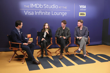 Ellen Page Day Two: The IMDb Studio Hosted by the Visa Infinite Lounge at the 2017 Toronto International Film Festival (TIFF)
