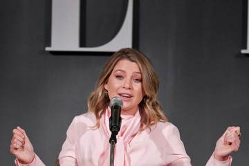 Ellen Pompeo ELLE's 25th Annual Women In Hollywood Celebration Presented By L'Oreal Paris, Hearts On Fire And CALVIN KLEIN - Show