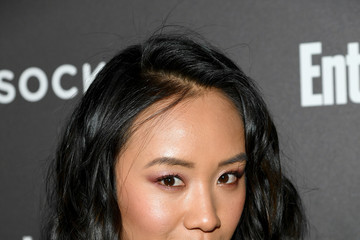 Ellen Wong Entertainment Weekly Celebrates Screen Actors Guild Award Nominees At Chateau Marmont Sponsored By L'Oréal Paris, Cadillac, And PopSockets - Arrivals