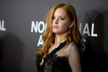 Ellie Bamber New York Premiere of Tom Ford's 'Nocturnal Animals'