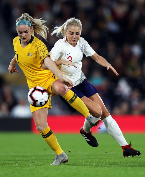 England Women vs. Australia Women - International Friendly