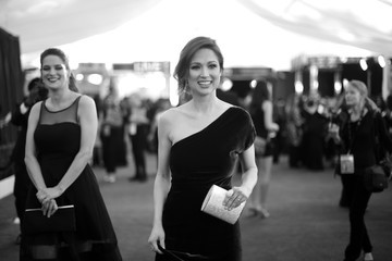 Ellie Kemper  The 23rd Annual Screen Actors Guild Awards - Red Carpet