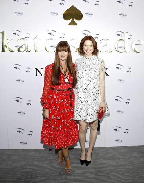 cca0e1a3a48b1a Ellie Kemper and Deborah Lloyd Photos Photos - Kate Spade New York ...