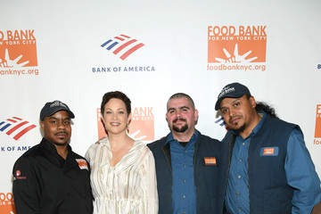 Ellie Krieger Waldo Marrero Food Bank For New York City Can-Do Awards Dinner - Arrivals