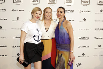 Elna-Margret zu Bentheim Annette Goertz Arrivals - Platform Fashion July 2016