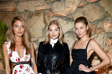 Elsa Hosk Vanity Fair And Fashion Designers Jack McCollough And Lazaro Hernandez Celebrate The Launch Of Proenza Schouler's First Fragrance, Arizona