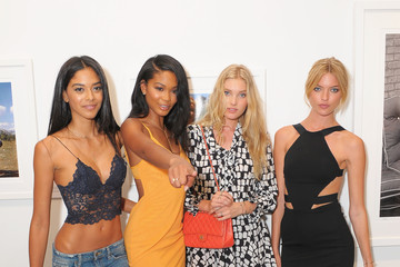 Elsa Hosk 'Marilyn: The Lost Photos of a Hollywood Star' Opening Night