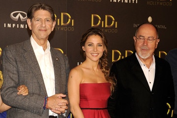 Peter Coyote Elsa Pataky Attends 'Didi Hollywood' Photocall in Madrid