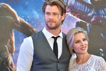 Elsa Pataky 'Guardians of the Galaxy' Premieres in London — Part 2