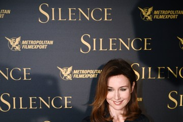 Elsa Zylberstein Photocall for the Movie 'Silence' in Paris