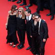 Elsa Zylberstein 'Invisible Demons' Red Carpet - The 74th Annual Cannes Film Festival