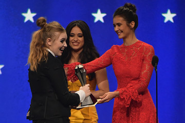 Elsie Fisher The 24th Annual Critics' Choice Awards - Show