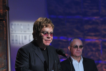 Elton John Bernie Taupin Songwriters Hall of Fame 44th Annual Induction and Awards
