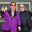 Elton John 92nd Annual Academy Awards - Press Room