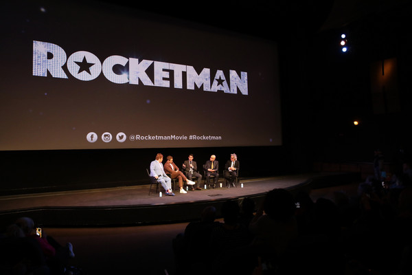 Special Screening Q And A In Support Of 'Rocketman'