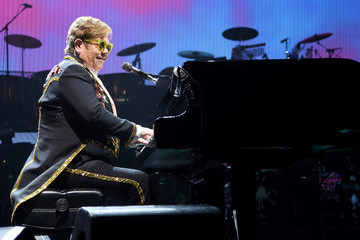 Elton John Elton John Performs In Concert - New York, NY