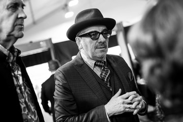 Elvis Costello 62nd Annual GRAMMY Awards – Red Carpet