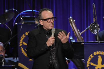 Elvis Costello Friars Club Honors Martin Scorsese With Entertainment Icon Award - Inside