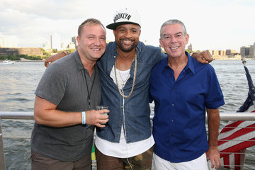 Elvis Duran Elvis Duran and the Morning Show End of Summer Bash 2015