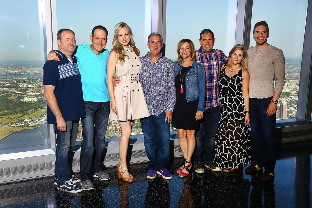 Bethany Watson Pictures 'The Elvis Duran The Z100 Morning Show' Live ...