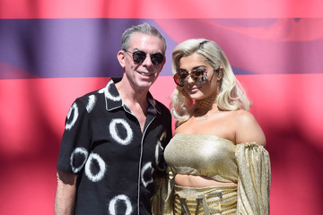 Elvis Duran 2017 Daytime Village Presented by Capital One at the iHeartRadio Music Festival - Backstage