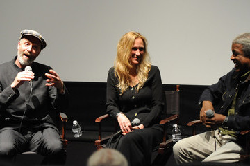 Elvis Mitchell Lucy Paul 'For No Good Reason' Screening in LA