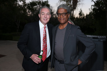Elvis Mitchell Los Angeles Book Launch Party for Barry Avrich's 'Moguls, Monsters, and Madmen'