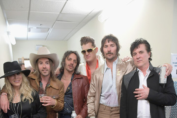 Elvis Presley Sandi Spika-Borchetta ACM: Stories, Songs & Stars: Benefiting ACM Lifting Lives - Backstage And Audience