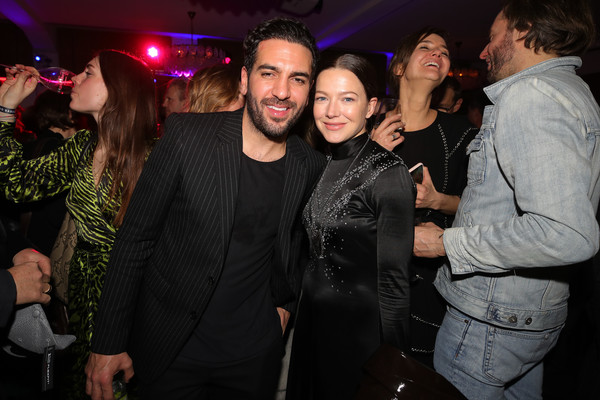 Studio Babelsberg Night X Canada Goose [event,nightclub,party,fun,night,photography,music venue,crowd,leisure,disco,elyas m barek,hannah herzsprung,berlin,germany,soho house,canada goose,studio babelsberg night x,occasion,berlinale,orlando bloom,m. night shyamalan,fashion,nightclub,public relations,party,socialite,flooring,public]