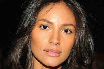 Emanuela De Paula Front Row at the Zimmermann Show