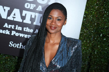 Emayatzy Corinealdi  The Broad Hosts West Coast Debut Of 'Soul Of A Nation: Art In the Age Of Black Power 1963-1983'