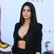 Emeraude Toubia Premiere Of Warner Bros. Pictures' 'It Chapter Two' - Arrivals