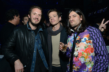Emile Haynie Inside the Other Ball Fundraiser in NYC