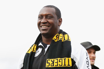 Emile Heskey Richmond Tigers Media Opportunity