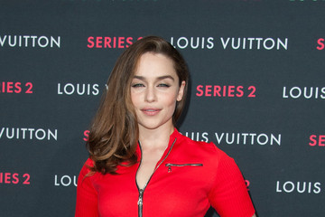 Emilia Clarke Louis Vuitton 'Series 2' The Exhibition — Part 2