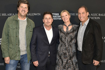 Emilio Estevez Hamptons International Film Festival 2018 - Day 3