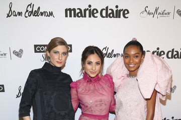 Emily Arlook Marie Claire Celebrates Fifth Annual 'Fresh Faces' in Hollywood With SheaMoisture, Simon G. And Sam Edelman - Arrivals