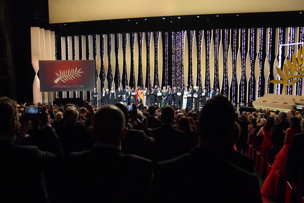 Closing Ceremony - The 72nd Annual Cannes Film Festival