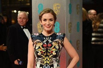 Emily Blunt EE British Academy Film Awards