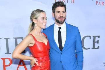 """Emily Blunt PARAMOUNT PICTURES PRESENTS THE WORLD PREMIERE OF """"A QUIET PLACE PART II"""""""