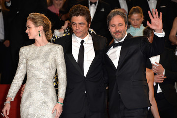Emily Blunt 'Marguerite And Julien' Premiere - The 68th Annual Cannes Film Festival