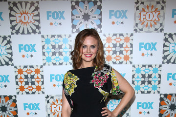 Emily Deschanel Arrivals at the Fox Summer TCA All-Star Party