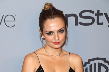 Emily Meade The 2018 InStyle and Warner Bros. 75th Annual Golden Globe Awards Post-Party - Red Carpet