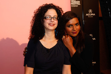 Emily Nussbaum The New Yorker Festival 2014 - Mindy Kaling In Conversation With Emily Nussbaum