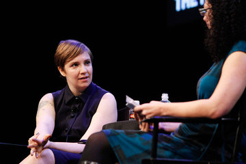 Emily Nussbaum The New Yorker Festival 2012 - In Conversation - Lena Dunham Talks With Emily Nussbaum