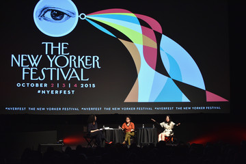 Emily Nussbaum The New Yorker Festival 2015 - Ilana Glazer & Abbi Jacobson Talk With Emily Nussbaum